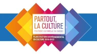 Plan d'action gouvernemental en culture 2018-2023