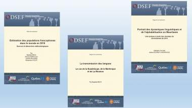 Publications ODSEF